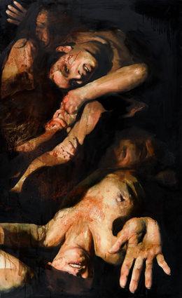 Roberta Coni – Tentar la carne. Inferno I