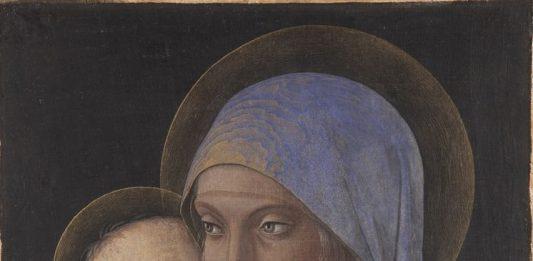Andrea Mantegna –  Madonna con il Bambino