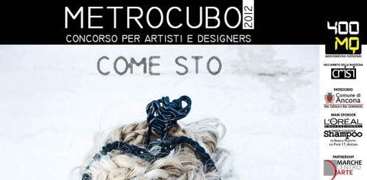 Metrocubo2012. Collettiva dei finalisti e premiazione