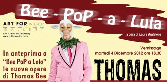 Thomas Bee – BEE pop a lula