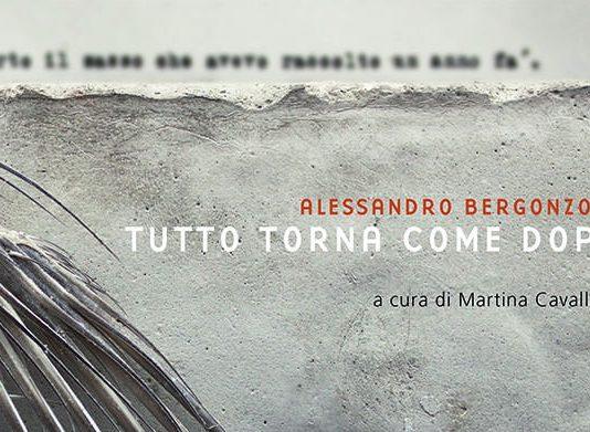 Alessandro Bergonzoni – Tutto torna come dopo