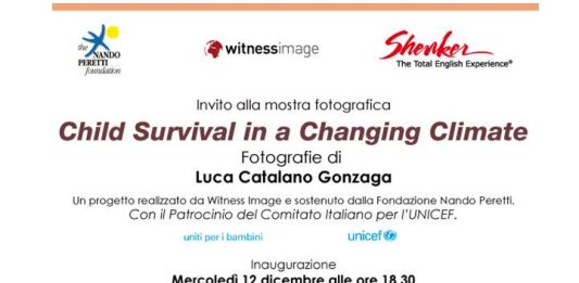 Luca Catalano – Child Survival in a Changing Climate