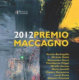Premio Maccagno 2012 / Federico Palerma vincitore Premio Maccagno 2011