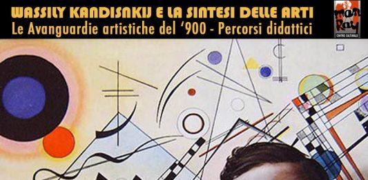Vassilij Kandinskij e la sintesi delle arti