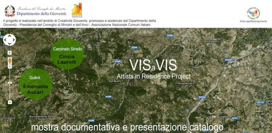 Vis a Vis. Artists in Residence Project