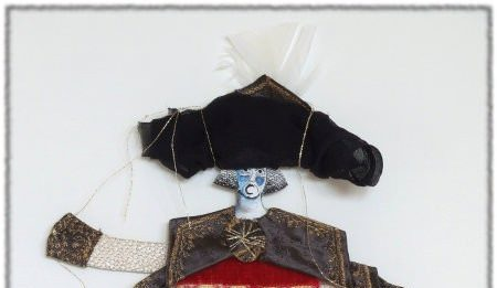 Angela Pampolini – Figurini sull'Aria