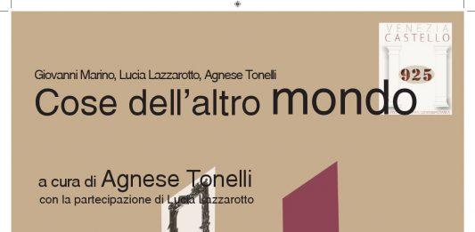 Giovanni Marino / Lucia Lazzarotto / Agnese Tonelli – Cose dell'altromondo