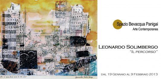 Leonardo Solimbergo – Il percorso