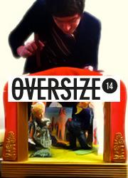 Oversize 14: Virgilio Villoresi –  Fantasmagorie