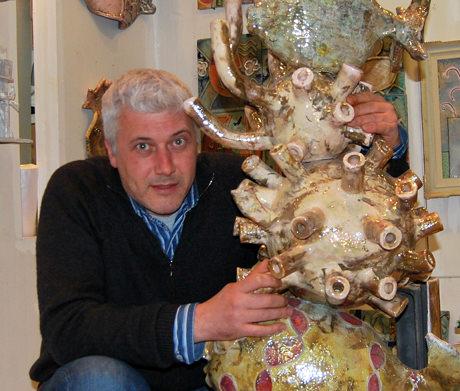 Andrea Viviani – Pensiero liquido. Pesci, Coralli e  Pensatori