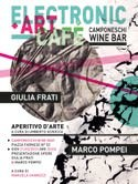 Aperitivo d'Arte ELECTRONIC ART CAFE di Umberto Scrocca