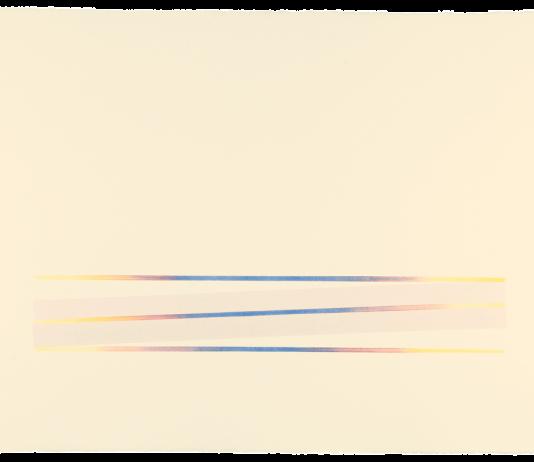 Carlo Cego / Giorgio Griffa – Il segno e la luce