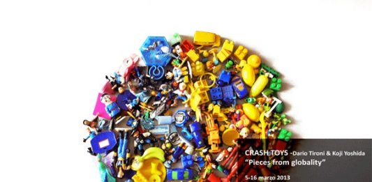 CRASH TOYS – Pieces from globality