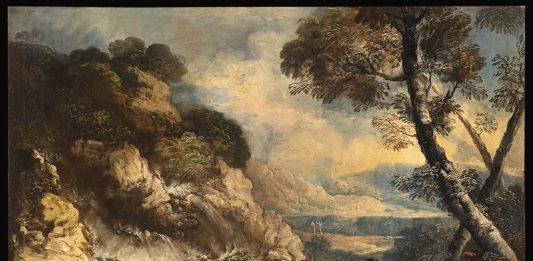 Il ritorno a Bergamo del Paesaggio con cavalieri e soldati di Antonio Maria Marini