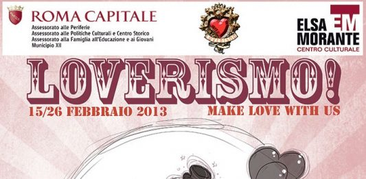 Loversimo! [make love with us]