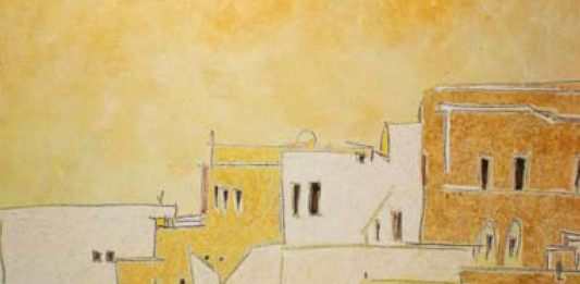 Alessandro Lazzer – Dipingere a memoria sulla malta