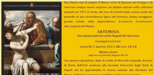 Alla scoperta del Museo: Artemisia Gentileschi