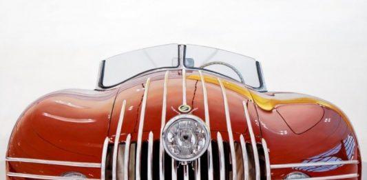 Enrico Ghinato – L'auto, la forma e i riflessi