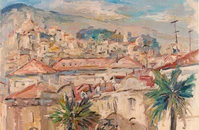 Giuseppe Ferrari – Cromia e dinamismi del Novecento. Oli e acquerelli