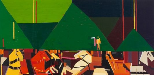 Guy Yanai – Battle, Therapy, Living Room