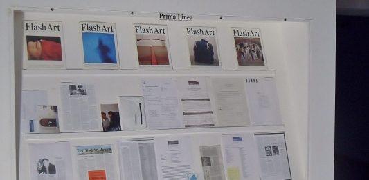 Luca Pucci – Prima Linea [1] History of the Trevi Flash Art Museum