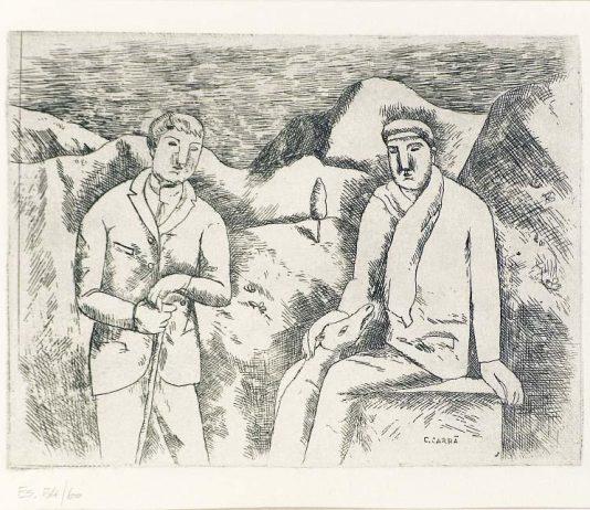 Spazi- Da Dürer a Picasso. Il paesaggio letto nelle opere grafiche di venti artisti