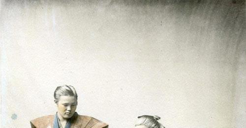 Geishe e samurai. Esotismo e fotografia nel Giappone dell'Ottocento