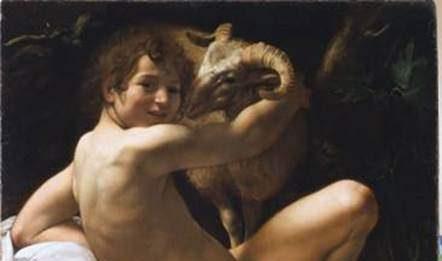 Il San Giovanni Battista di Caravaggio