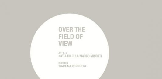 Over the field of view
