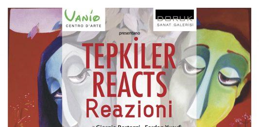 TEPKİLER REACTS REAZIONI