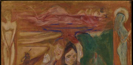 Attenzione alla puttana santa: Edvard Munch, Lene Berg e il dilemma dell'emancipazione