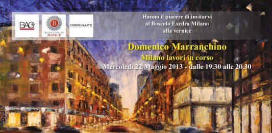 Domenico Marranchino – Milano lavori in corso