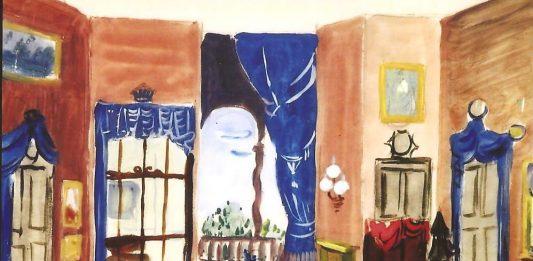 Enrico Paulucci -L'Arte in scena 1930/60 scenografie, bozzetti, costumi teatrali, film