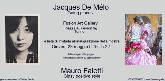 Jacques De Mélo – Going Places / Mauro Faletti – Gipsy Positive Style