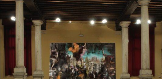 Jorge R. Pombo – Variazioni di Tintoretto