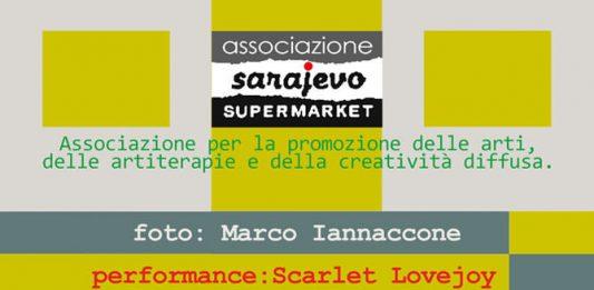 Marco Iannaccone / Scarlet Lovejoy – Società in arresto_Plastic Art Trash_Self Photowords