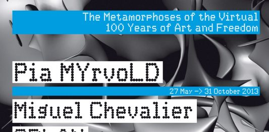 Metamorphoses of the virtual – 100 years of art and freedom