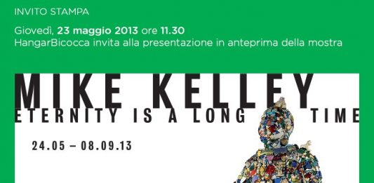 Mike Kelley – Eternity is a Long Time