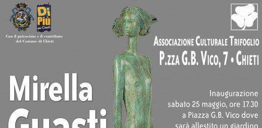 Mirella Guasti – L'eleganza della forma e il Novecento