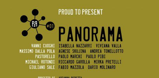 P2P / Proud to present #01 Panorama