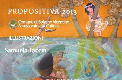 Samuela Faccin – Propositiva 2013
