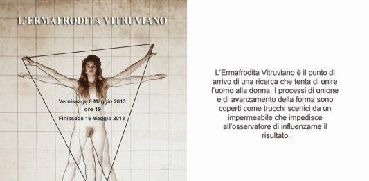 Tea Falco / Ottavio D'Ots – L'ermafrodita vitruviano