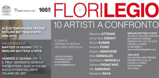 Florilegio. 10 artisti a confronto