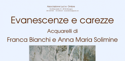 Franca Bianchi / Anna Maria Solimine – Evanescenze e carezze