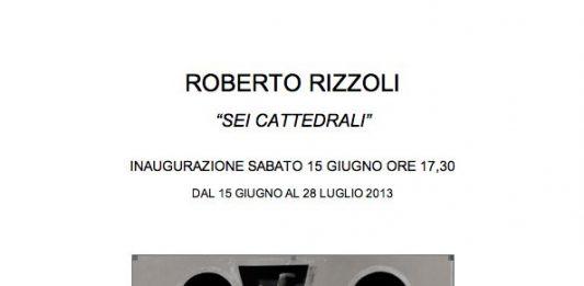 Roberto Rizzoli – Sei cattedrali