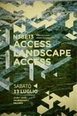 Access Landscape Access