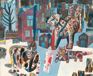 L'Avanguardia russa, la Siberia e l'Oriente. Kandinsky, Malevic, Filonov, Goncarova