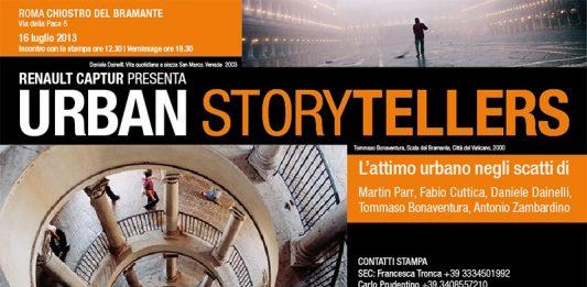 Urban storytellers