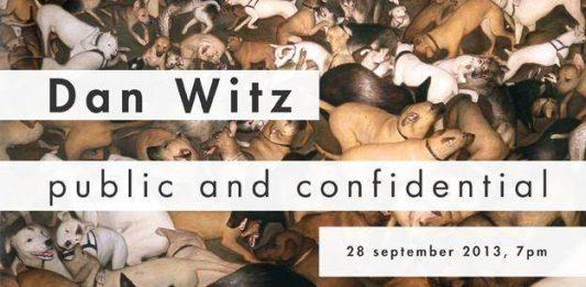 Dan Witz – Public and Confidential