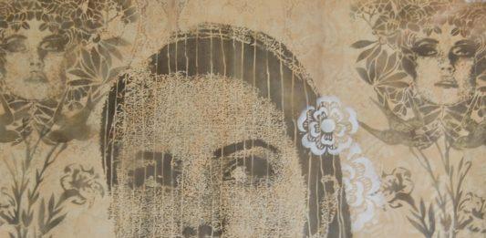 Diamond – Stencil araldica